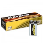 9V Energiser Industrial Battery x 12