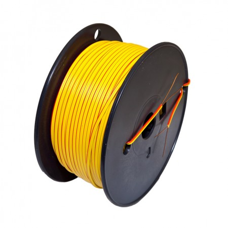 Heavy Duty Shooting Wire - YELLOW 100M