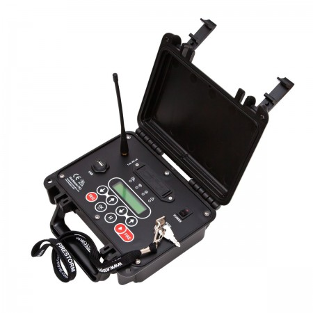 Scripted Firework Control Panel - FireStorm Firing System