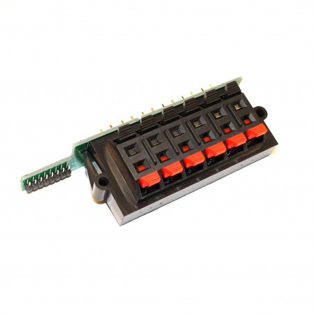 6 Way Terminal Block for RX18 / RX36