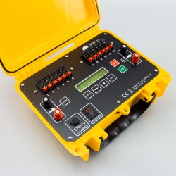 12 Shot Pyrotechnic Sequencer